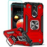 LeYi Compatible with LG Tribute Empire Case, LG Aristo 3/2/2 Plus/Rebel 4...