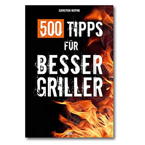 Heel Grillbuch 500 Tipps für Bessergriller