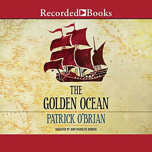 The Golden Ocean Audiobook By Patrick O'Brian cover art