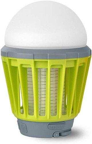 Lumière de Tente de Camping de Lanterne de Moustique Zapper, USB chargeant la Lampe de Tueur de Distributeur de Moustique de LED et IPX6 imperméable pour des intérieurs et extérieurs