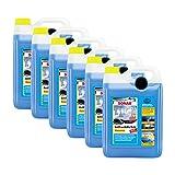 SONAX 6X 03325050 AntiFrost&KlarSicht Konzentrat Frostschutz Waschanlage 5L
