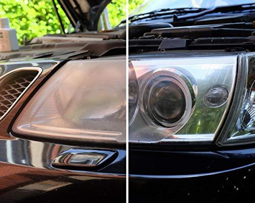 Autoglym AG 004564 Headlight Restoration Complete Kit