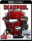 Deadpool 2 4K UHD Blu-ray   Ryan Reynolds   NON-USA Format   Region B Import - Australia