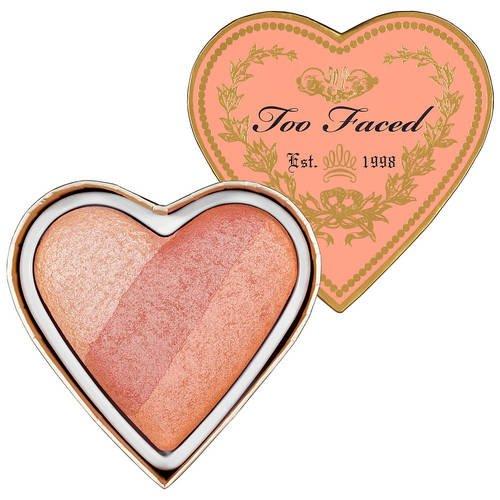 Auch doppelseitig Sweetheart 's Perfect Flush Blush Peach Beach