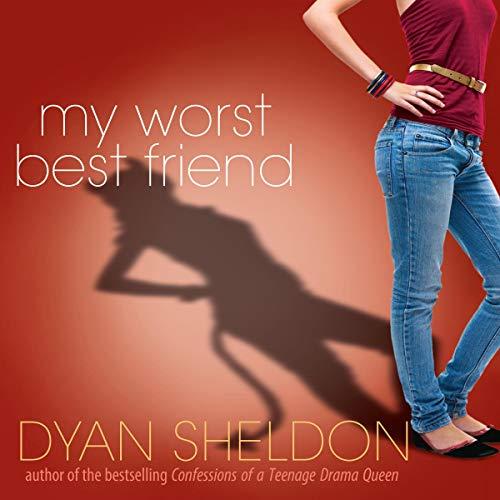 My Worst Best Friend audiobook cover art