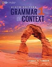 Grammar in Context 1 (Grammar in Context, Sixth Edition)