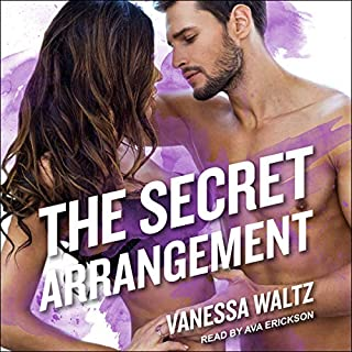 Page de couverture de The Secret Arrangement