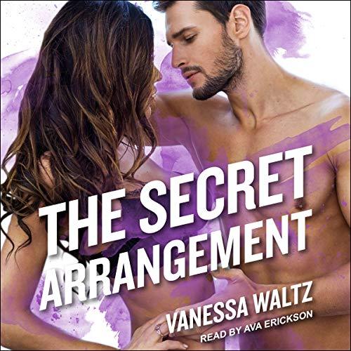 The Secret Arrangement audiobook cover art