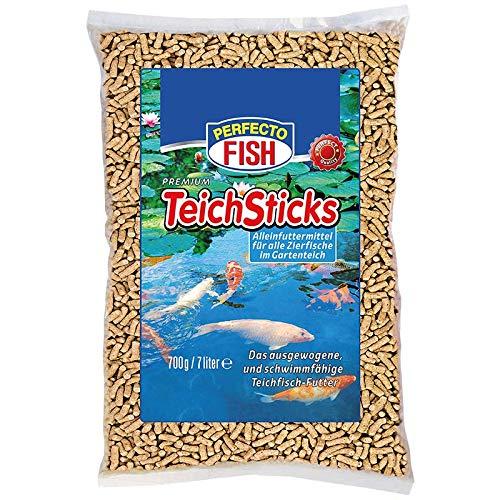 Perfecto Fish, Premium Teichsticks