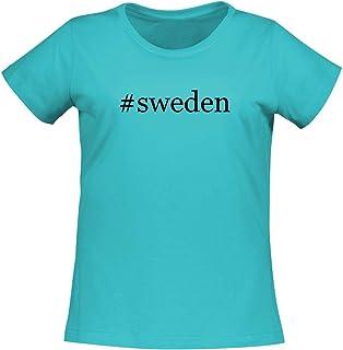 The Town Butler #Sweden - A Soft & Comfortable Women's Misses Cut T-Shirt
