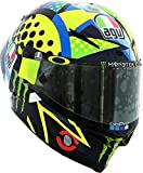 AGV Pista GP RR Winter Test 2020 Valentino Rossi 46 Edición Limitada (ML)