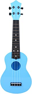 Ukulele, Softly Convey Guitar Overall Sound Hole with 21in for Learning