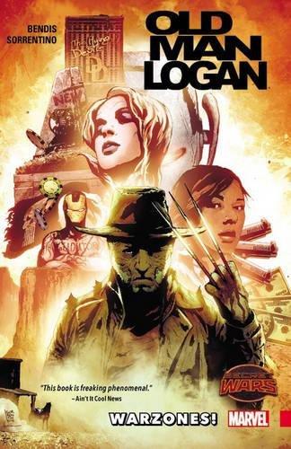 Wolverine: Old Man Logan Vol. 0: Warzones