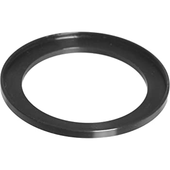 Tiffen 5558SUR 55 to 58 Step Up Filter Ring Black