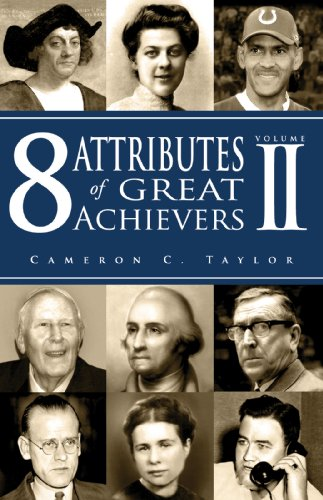 8 Attributes of Great Achievers Volume 2 (English Edition)