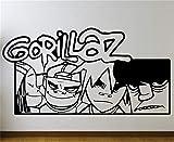 Vinyle autocollant mural stickers muraux art décor vente nouveau neymar street fighter dessin animé salle de jeux salon chambre de bébé enfants chambre salle de jeux art chambre