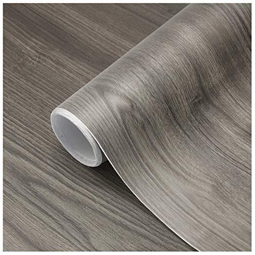 Holztapete Folie Selbstklebende Holz Klebefolie Möbelfolie 61 X 500cm Tapeten Küchenfolie Wandaufkleber Aufkleber aus PVC Type F