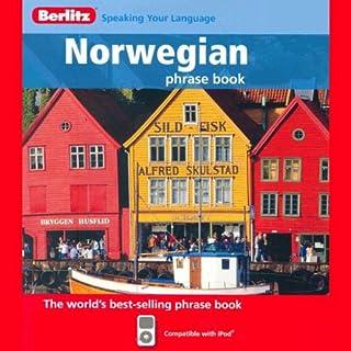 Norwegian audiobook cover art