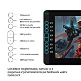 Zoom IMG-2 huion kamvas 13 cosmo black