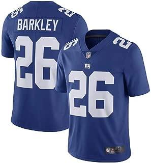 Mens #26 Saquon Barkley New York Giants Untouchable Limited Jersey – Royal