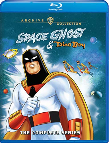 Space Ghost & Dino Boy: The Complete Series [Blu-ray]