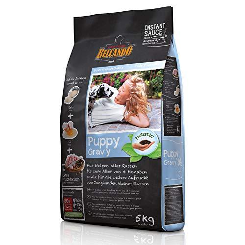 Belcando Puppy Gravy [5 kg] Welpenfutter | Trockenfutter für Welpen | Alleinfuttermittel für Welpen bis 4 Monate