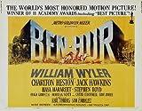 CLASSIC POSTERS Ben Hur Foto-Nachdruck eines Filmposters