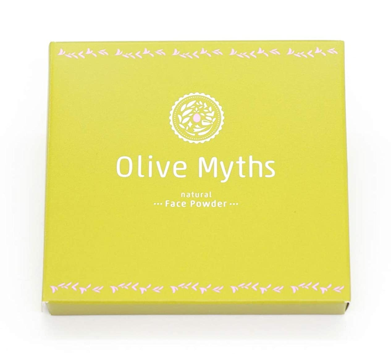 泥だらけ将来の驚いたことにmaestria. OliveMyths 『Myths ナチュラルパウダーファンデーション(サンカット)』 レフィル11g
