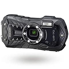 THE ALL-WEATHER ADVENTURE CAMERA: A rugged chassis you can rely on in the harshest conditions. HIGH RESOLUTION WITH ALL THE MUST-HAVE FEATURES: With a high-performance image processing engine and a back-illuminated CMOS sensor boasting high optical e...
