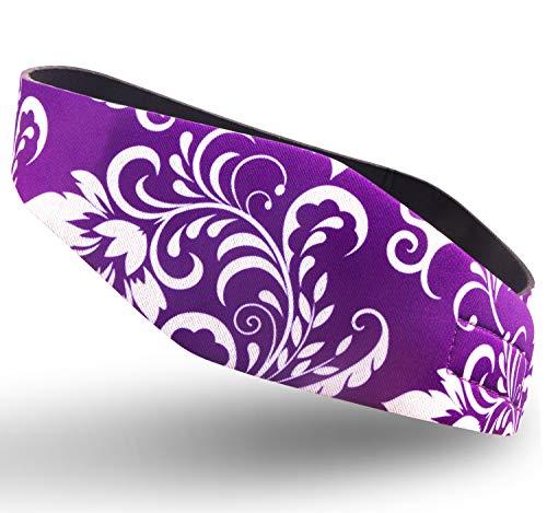 Lightening Swimming Headband Bandas Protectoras oídos