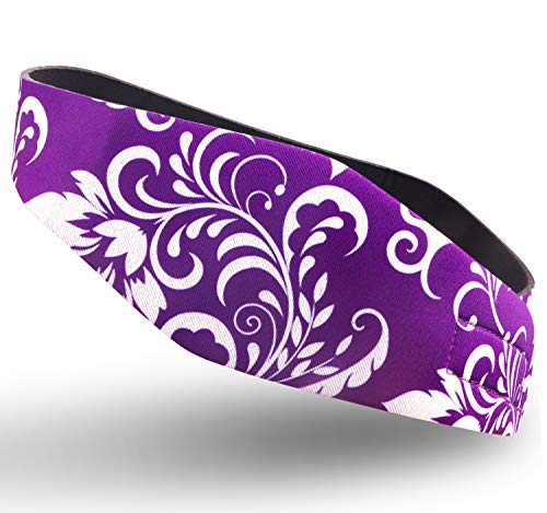Lightening Swimming Headband Bandas Protectoras