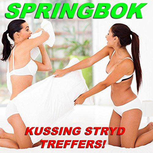 Springbok Kussing Stryd Treffers