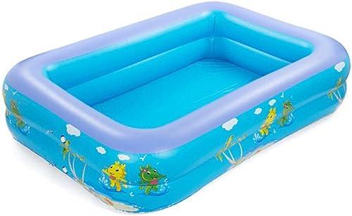 Kind Blau   Aufblasbare Badewanne Baby Aufblasbare Pool Dicker Schwimmbad Faltbare Ozean Ball Pool Planierbecken Wasser Spielplatz