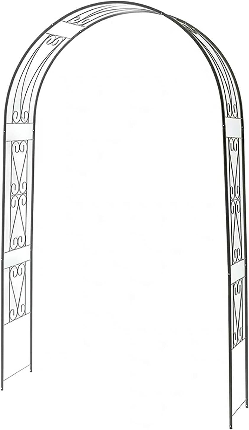 NYDD Metal specialty shop Garden Arch Popular 2cm Climbin Rose Tubular for