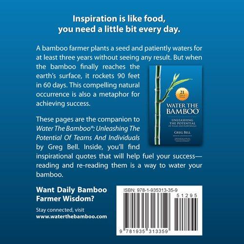 Bamboo Farmer Wisdom: 101 Inspirational Thoughts