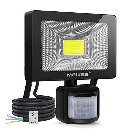 SMART 1080P HD per ambienti fotocamera super luminosi 20W LED Luci PIR visione notturna