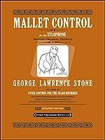 ストーン: シロフォンのための「マレット・コントロール」: 改訂版/アルフレッド社/音程をもつ打楽器の教本・練習曲