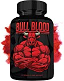 Bull Blood Male Enhancing Pills - Enlargement Booster for Men - Increase Size,...