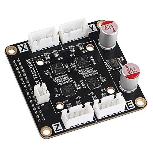 BXU-BG For AIO II V3.2 MCU 32Bit Main Control Board, Drive Board Integrated 4 x TMC2208 Controller