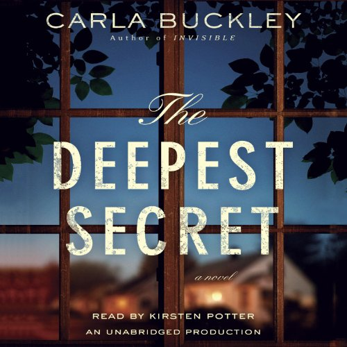 The Deepest Secret audiobook cover art