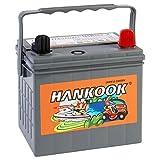 Hankook MF895 Batterie de Démarrage Pour Tondeuse Bateau Tracteur 30Ah 12V - UR1MF-X - 205x132x185mm
