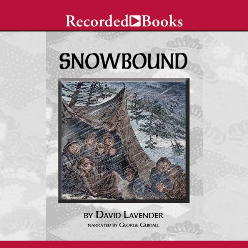 Snowbound audiobook cover art