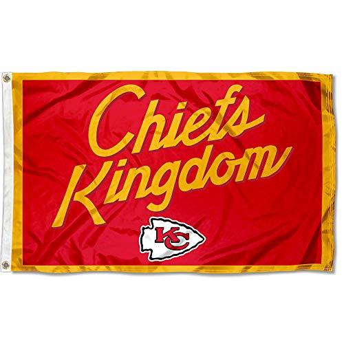 WinCraft Kansas City Chiefs Kingdom Flag