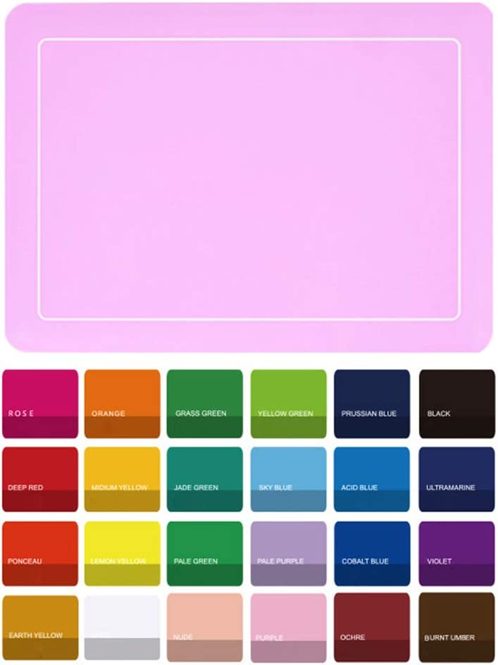 DEARLOYEA 18 24 Colors Gouache Paint 30ml with Palette New product type Challenge the lowest price of Japan Water Set