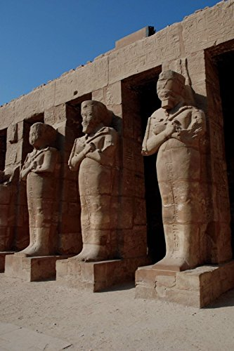 Temple of Karnak Egypt Journal: 150 page lined notebook/diary download ebooks PDF Books