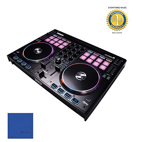Why Should You Buy Reloop BeatPad 2 - Cross Platform Controller for iPad, Android & Mac/PC with Micr...