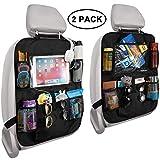Reserwa Car Backseat Organizer 2 Pack Waterproof and Durable Car Seat...