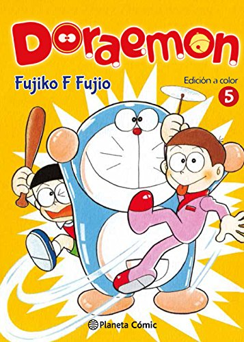 Doraemon Color nº 05/06 (Manga Kodomo)