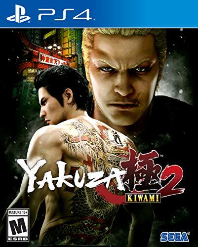 Yakuza Kiwami 2: Standard Edition - PlayStation 4