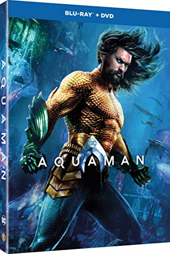 Blu-Ray - Aquaman (Ltd Digibook) (Blu-Ray+Dvd) (1 BLU-RAY)